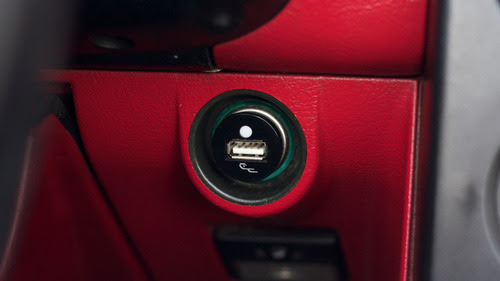 Cars Replace Cigarette Lighter with USB Port