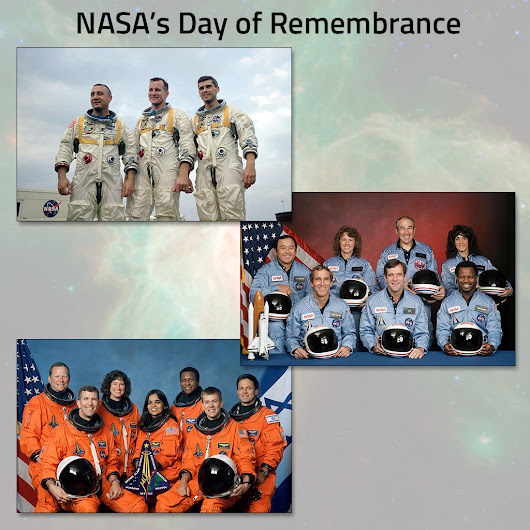 NASA Day of Remembrance
