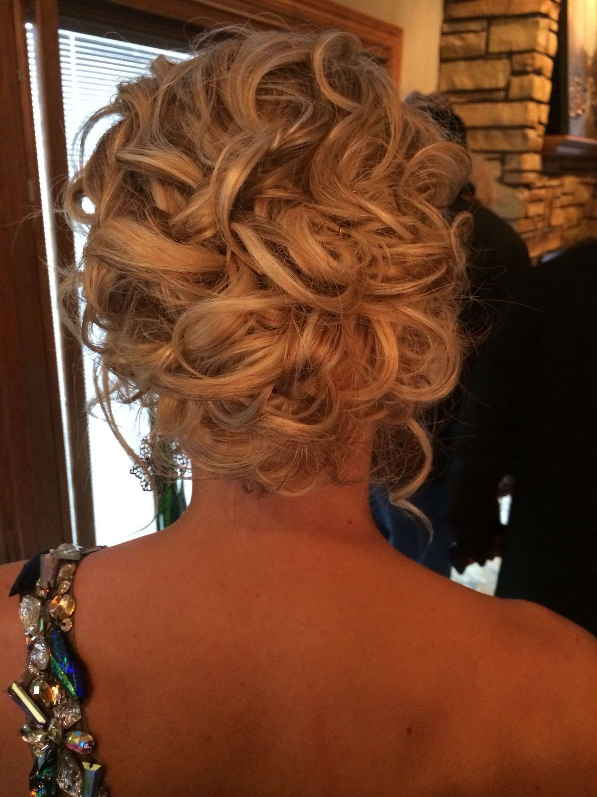 Prom  hair  updo  Hairstyles  Pinterest