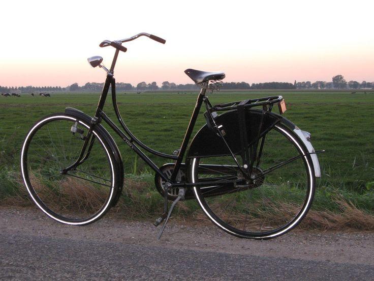 Opoe fiets (awesome Dutch bike)