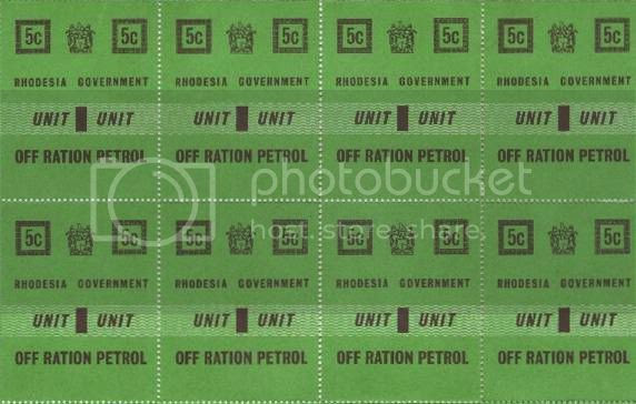 Off Ration Coupon