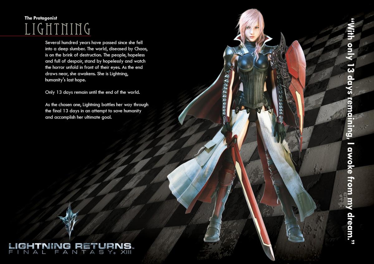 Lightning Returns Wallpaper Lightning Returns Final Fantasy Xiii