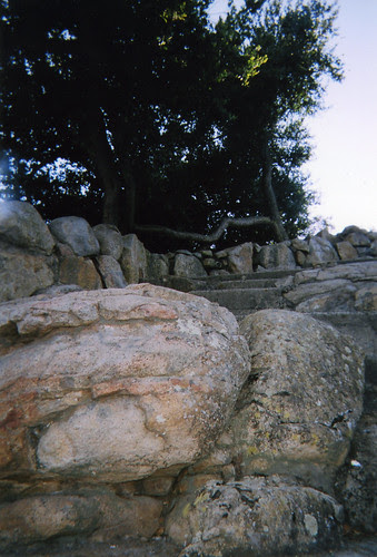 Rugged amphitheatre at Mt Helix