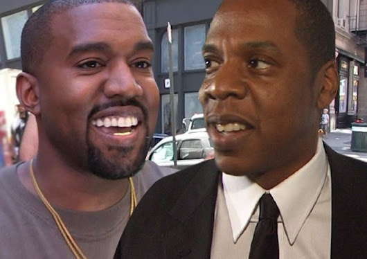 Kanye and Jay-z will meet to end their latest feud
