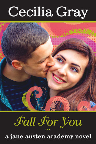 Fall For You (The Jane Austen Academy Series, #1: A Modern Retelling of Pride & Prejudice)