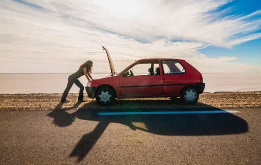 Top 4 Causes of Summer Car Breakdowns | GEICO