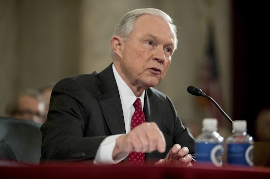 Sessions: More violence around marijuana than 'one would think'