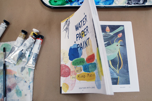 'Water Paper Paint' sneak peek