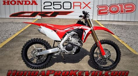 honda crfrx video walk   crf  rx