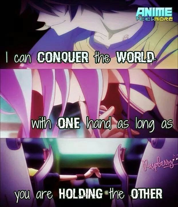 Live Laugh Love Quotes No Game No Life Quotes