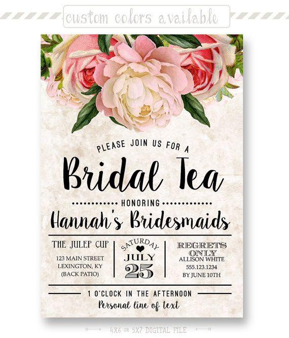 1000+ ideas about Kitchen Tea Invitations on Pinterest | Kitchen ...