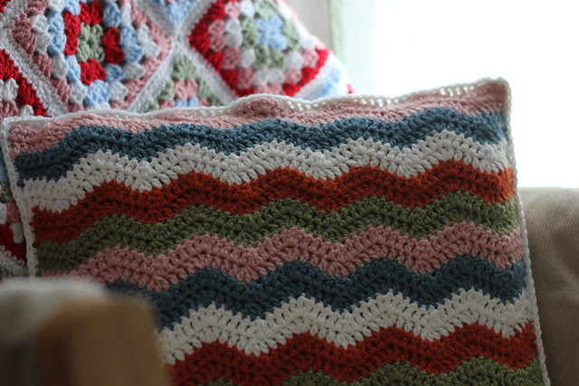 Ripply Cushion