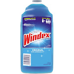 Windex Cleaner, Original, Value Refill - 87.6 fl oz