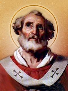 IMG ST. HORMISDAS, Pope