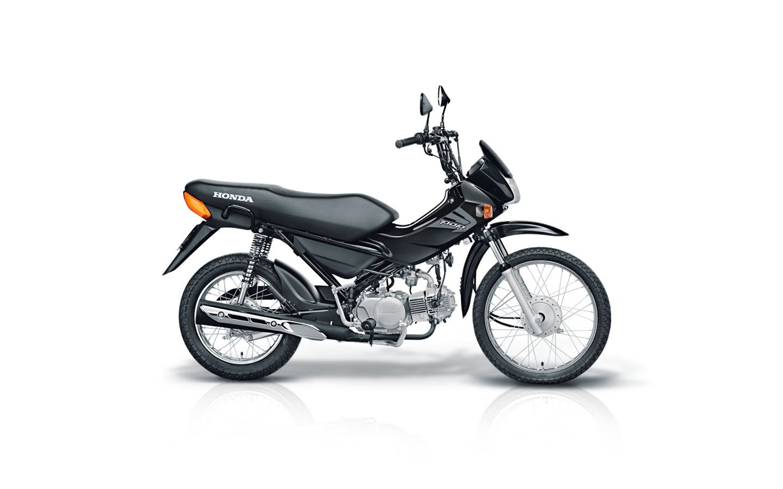 Resultado de imagem para Moto Pop preta