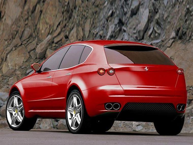 Ferrari And The SUV?