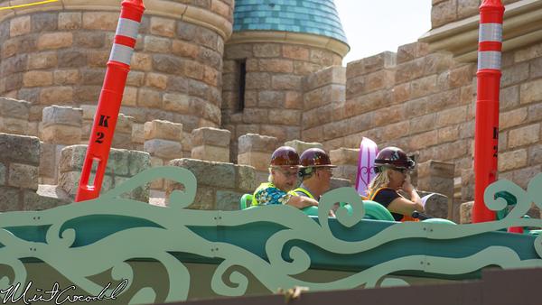 Disneyland Resort, Disneyland, Alice in Wonderland, Refurbishment, Refurbish, Refurb, WDi, Walt Disney Imagineering