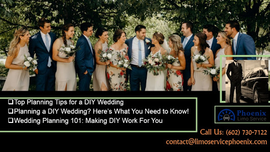Top Planning Tips for a DIY Wedding