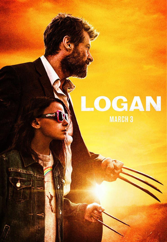 Resultado de imagem para Logan 2017 posters