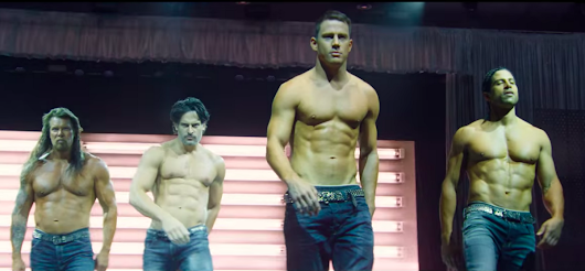 Magic Mike XXL Is Basically 'The Odyssey,' But With Butts
