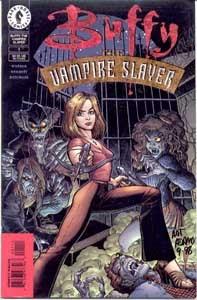 Buffy The Vampire Slayer Comic Season 1