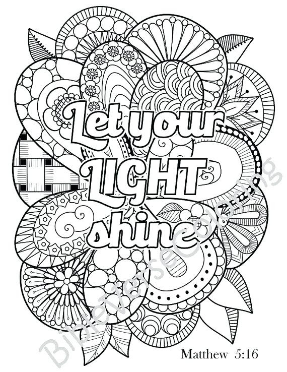 7300 Top Bible Coloring Pages For Adults Pdf For Free