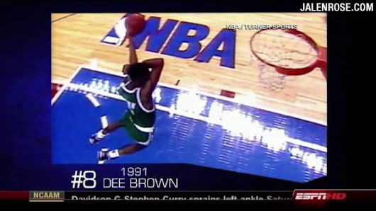 Top 10 Dunks Slam Dunk Contest Moments of All Time