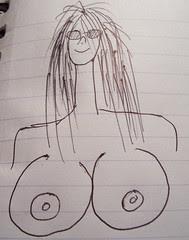 The story of my nipple piercings 1