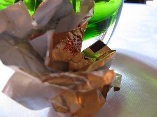 foil wrapper