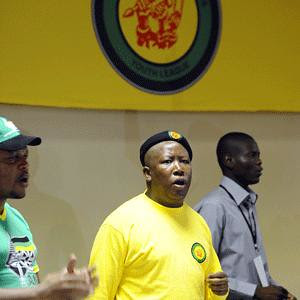 ANCYL President Julius Malema and the organization is challenging efforts to suspend its leadership. The youth wing of the ruling party of South Africa is rejecting the disciplinary decision. by Pan-African News Wire File Photos