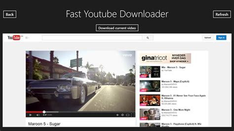 fast youtube downloader  windows