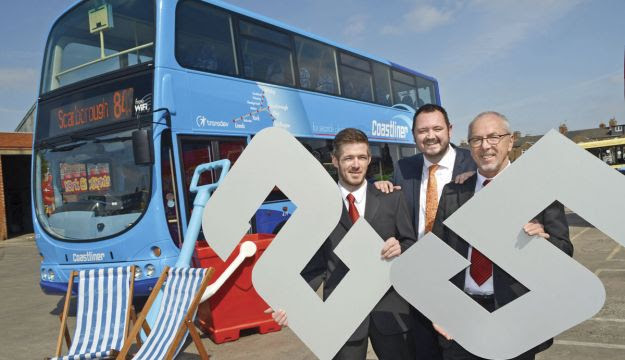 Coastliner's 25th anniversary