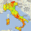 Mappa dell'Italia pet-friendly