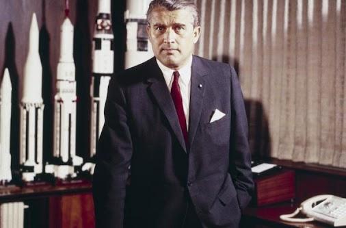 #ALIEN #WIKILEAKS #DISCLOSURE  Wikileaks Documents Suggest That Wernher Von Braun Tried To Warn Us About...