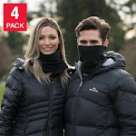 Bula Primaloft Neck Warmers, 4-Pack