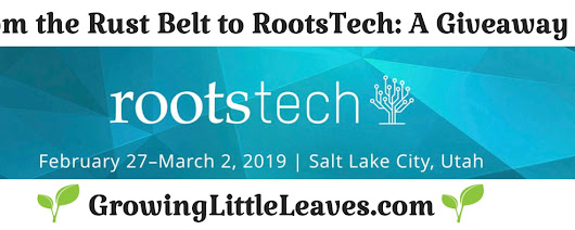 From the Rust Belt to RootsTech: A Giveaway