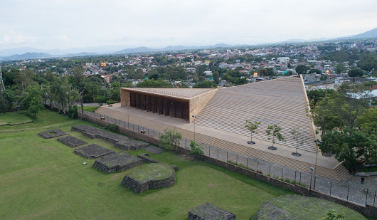 Teopanzolco Cultural Center / Isaac Broid + PRODUCTORA | ArchDaily