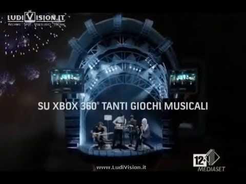 "Xbox 360 ""Tanti Giochi"" - Rock Band 2 (2008)"