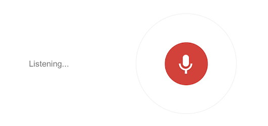 How to capitalize on Voice Search and the death of the keyboard