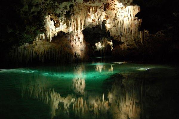 perierga.gr - Rio Secreto: Ένας εκπληκτικός υπόγειος ποταμός!
