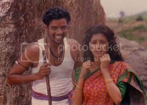 Still from Sagar Ganga featuring Ashrumochan & Rachana