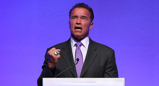 Schwarzenegger to Sue Big Oil for 'First Degree Murder' - POLITICO Magazine