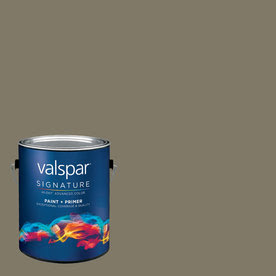 allen + roth Colors by Valspar Gallon Interior Satin Man Cave Paint and Primer in One