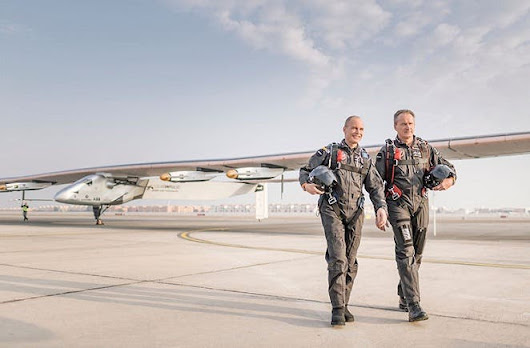 Why Flying A Solar Plane Around The World Is Not Victorian Folly