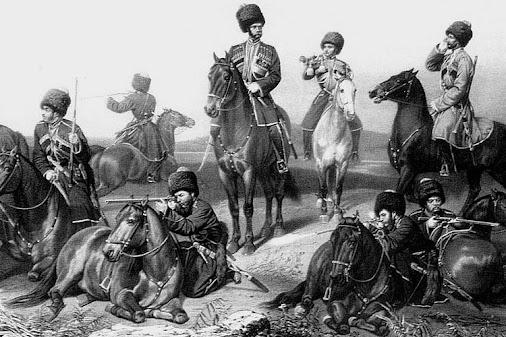 ب). روابط تورکمن های جنوب و جنوب غربی (یمودستان) با روسیّه و ایران – 1 - دوره تلاقی قرون XVIII-XIX/م.م...