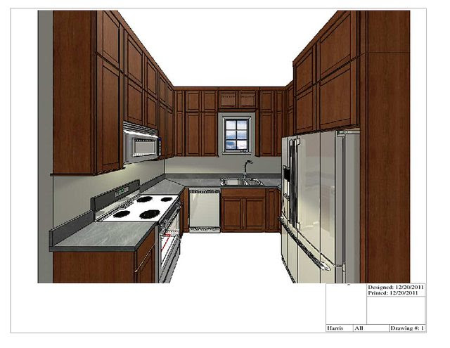 Small Kitchen Layout Help - Kitchens Forum - GardenWeb