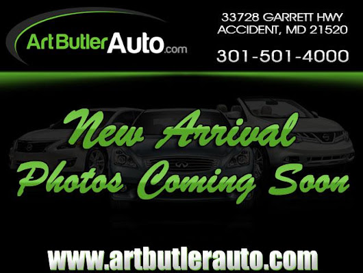 Used 2012 Chevrolet Sonic 1LTZ Sedan for Sale in Accident  MD 21520 Art Butler Auto Sales