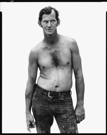 Billy Mudd, camionero, Alto, Texas, mayo 7, 1981