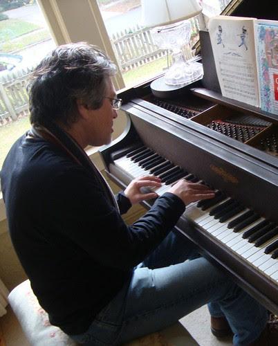 Alan Dyson, Shreveport by trudeau