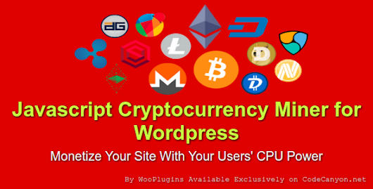 Download Source code JCMW - Javascript Cryptocurrency Miner for Wordpress nulled | OXO-NULLED